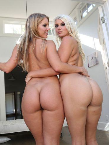 Blonde pornstar laela pryce gives boss handjob gets facial 6