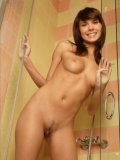 Instead Of Taking The Shower This Horny Redhead Doll Nata Mpl Demonstrates Nude Body