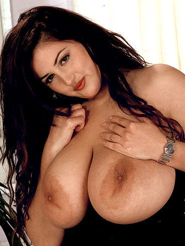 Charming eden mor with an incredibly huge natural boobs - 3 7