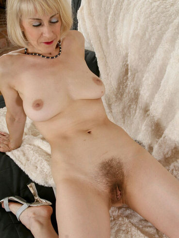 Mature nude slim