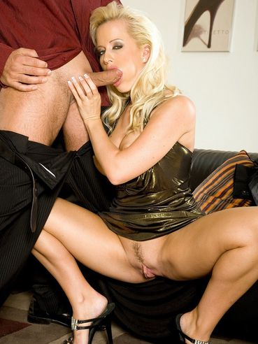 Busty Old Blonde Cindy Dollar Is A Man Eater That Sucks And Rides Cocks For Breakfast.